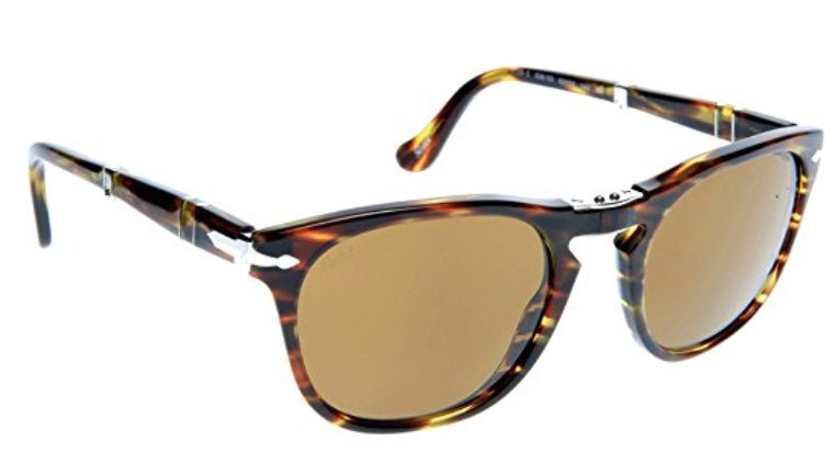 Persol Sunglasses Folding Turtoise PO3028S 93833