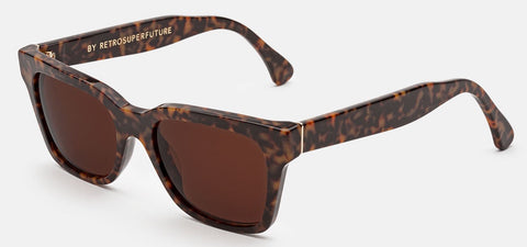 RetroSuperFuture Sunglasses America Havana Materica