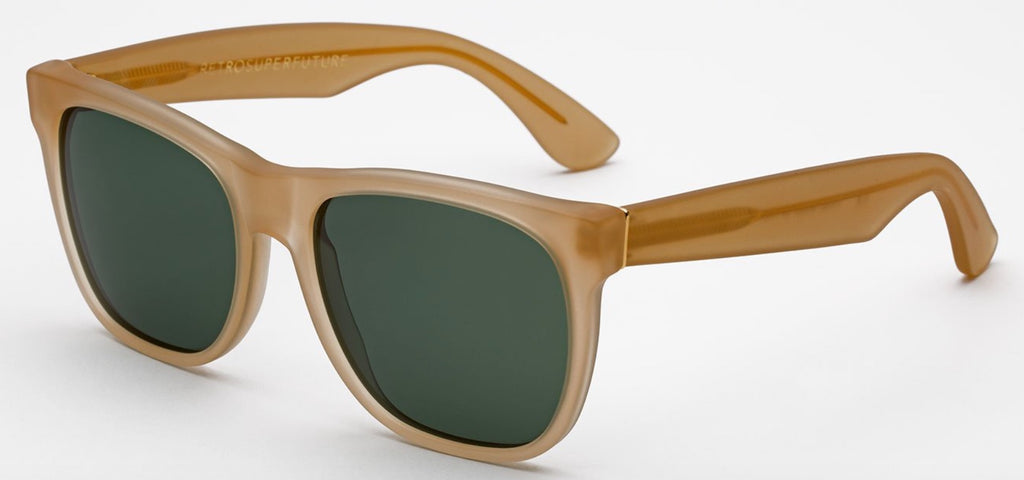 RetroSuperFuture Sunglasses Classic Matte Resin