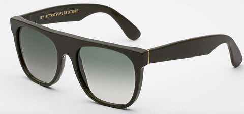 RetroSuperFuture Sunglasses Flat Top Sottobosco SMALL SIZE