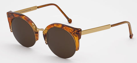 RetroSuperFuture Sunglasses Lucia Francis Summer Safari