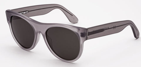 RetroSuperFuture Sunglasses Farewell Transparent Light Grey Matte