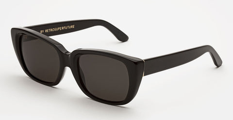 RetroSuperFuture Sunglasses Lira Black