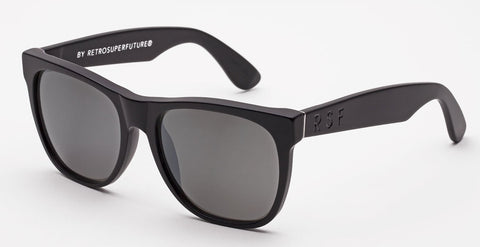 RetroSuperFuture Sunglasses Classic Black NWO