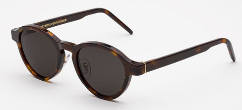 RetroSuperFuture Sunglasses Versilia Havana Classic