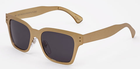 RetroSuperFuture Sunglasses America Oro