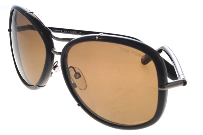 Tom Ford Sunglasses Elle Black TF 135 T1J