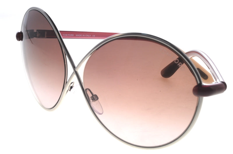 Tom Ford Sunglasses Beatrix TF 159 14F Oversized