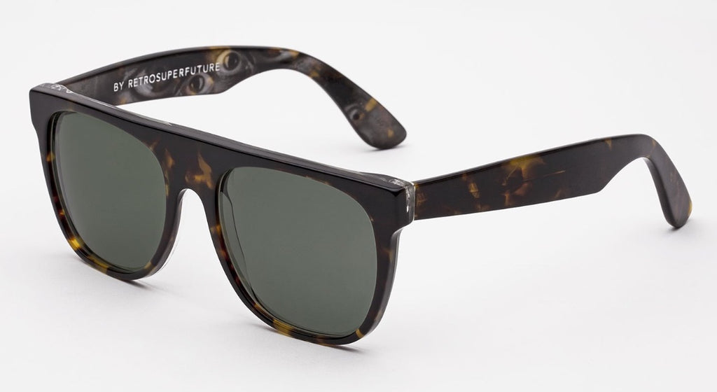 RetroSuperFuture Sunglasses Flat Top Follia