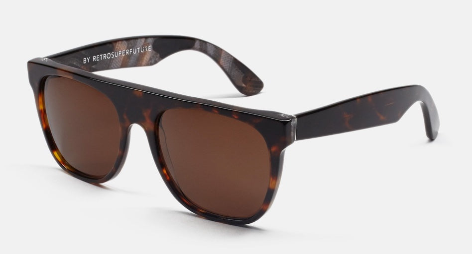 RetroSuperFuture Sunglasses Flat Top Dystopia