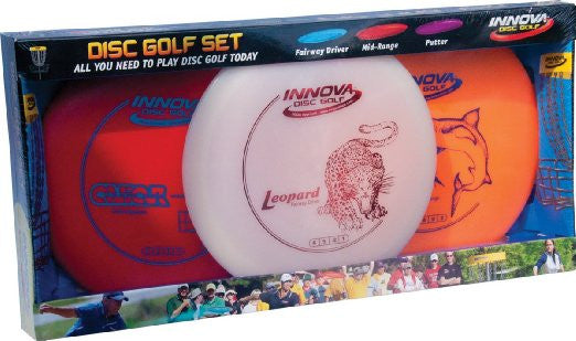 Innova Starter Kit DX set