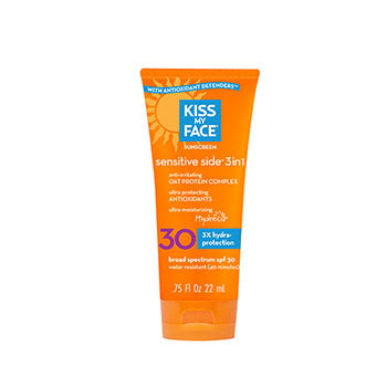 Kiss My Face Sensitive 3in1