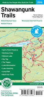 Shawangunk Trails Map 2016