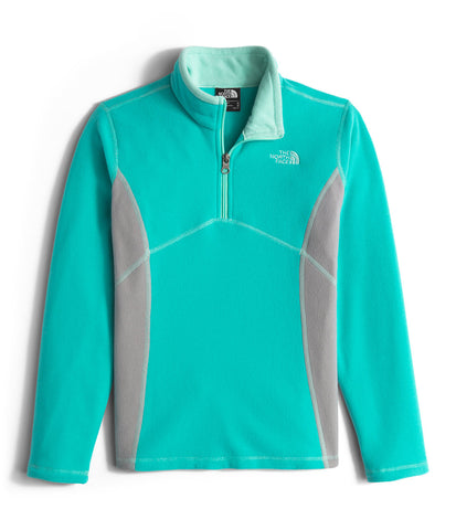 TNF Glacier 1/4 Zip Girls