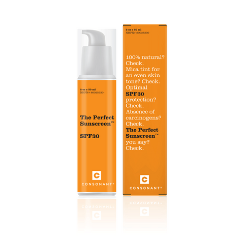 Consonant 'The Perfect Sunscreen'