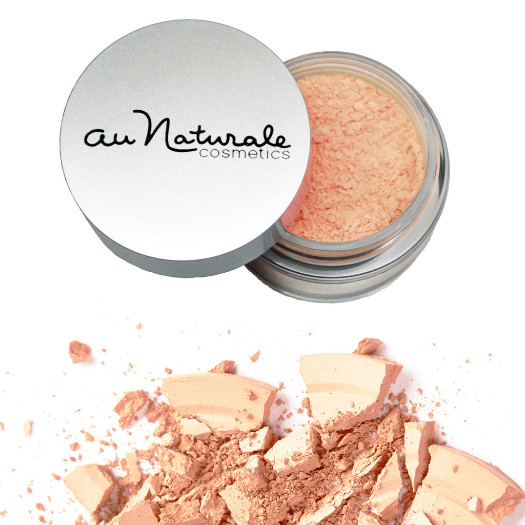 Au Naturale Finishing Powder in Light Veil