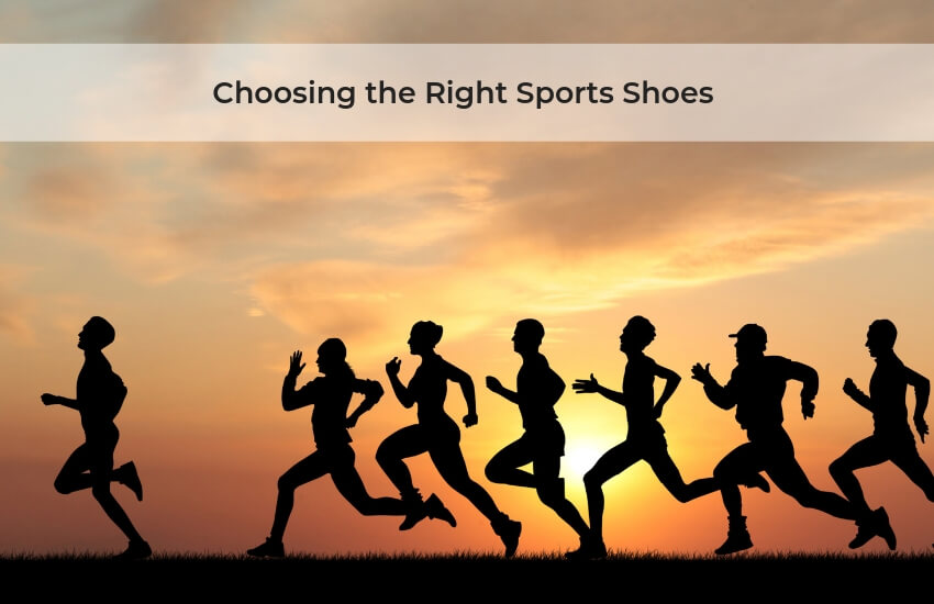 Choosing the Right Sports Shoes