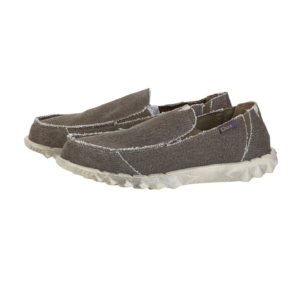Hey DUDE Farty Classic Chocolate Slip On / Mule