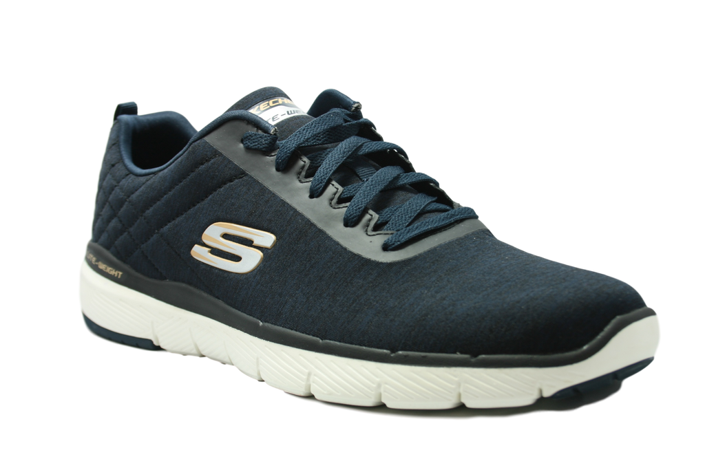 Skechers Flex Advantage 3.0 Jection Navy Black