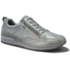 Caprice Silver Comb Low-Rise Trainer