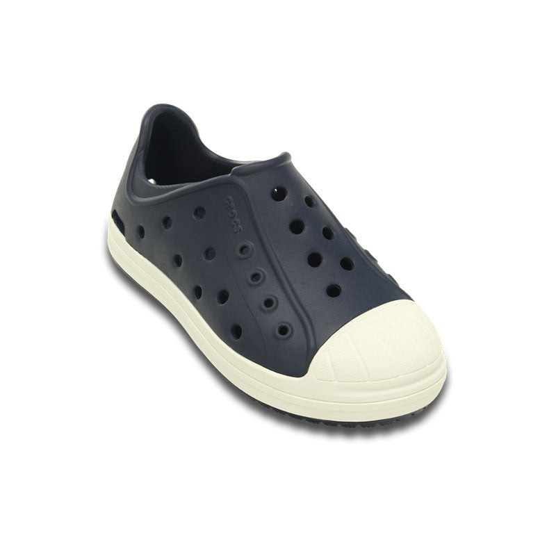 Crocs Kids Bump It Clog Navy-Oyster