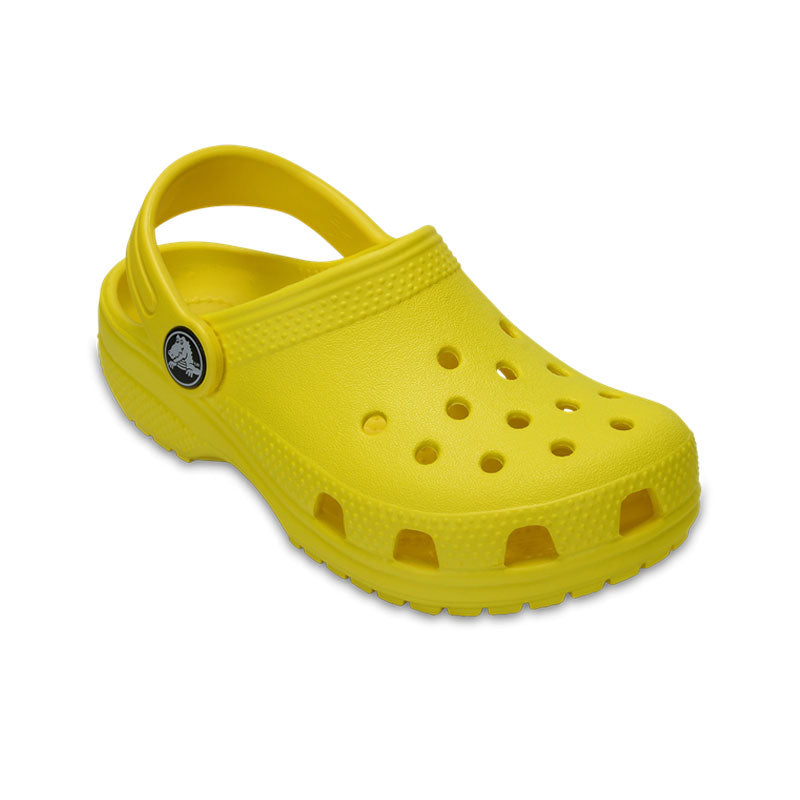 Crocs Kids Cayman Classic Lemon