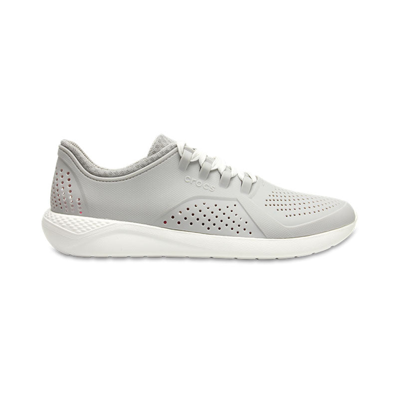 Crocs Womens LiteRide Pacer Pearl White