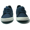Fruit Pure Navy Smoked Canvas Sneakers