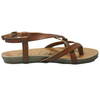 Granola-B Scotch Dyecut Blowfish Sandals