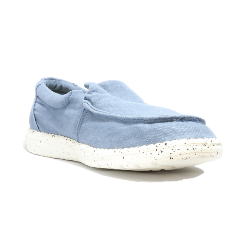 Hey Dude Misty Steel Blue - Womens