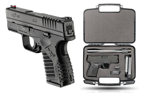 Springfield Armory XDS-9 3.3 Black Single Stack 9mm Pistol