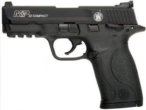 Smith & Wesson M&P 22 Compact .22LR Pistol w/ Threaded Barrel