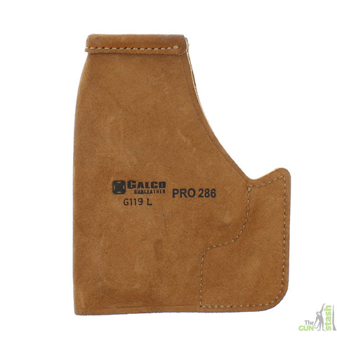 Galco Leather Pocket Holster for Glock 26/27 - Very Good Condition - Galco - The Gun Stash - 1