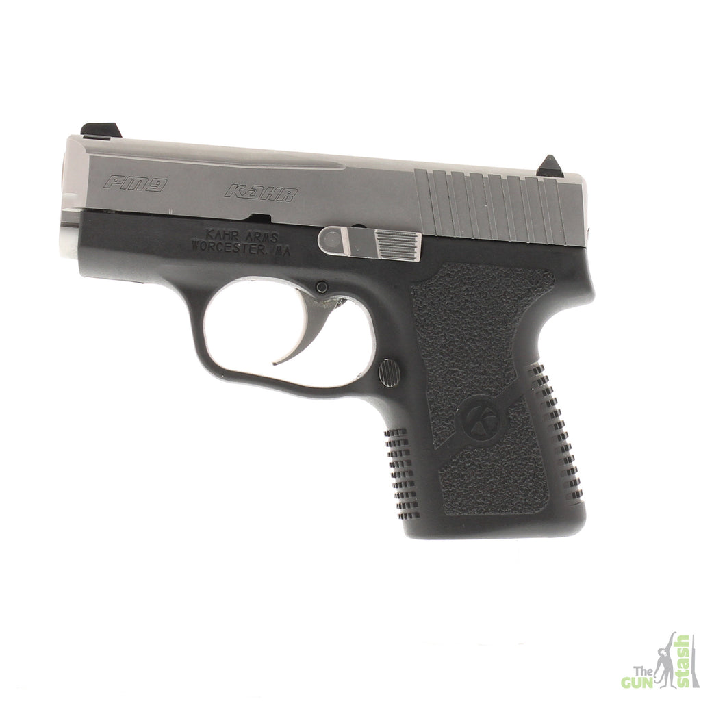 Kahr PM9 Stainless Steel 9mm Pistol - Kahr Arms - The Gun Stash - 1