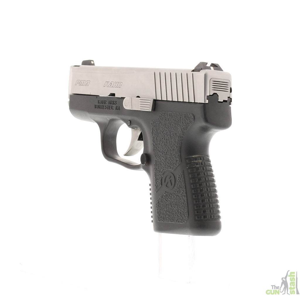 Kahr PM9 Stainless Steel 9mm Pistol - Kahr Arms - The Gun Stash - 2
