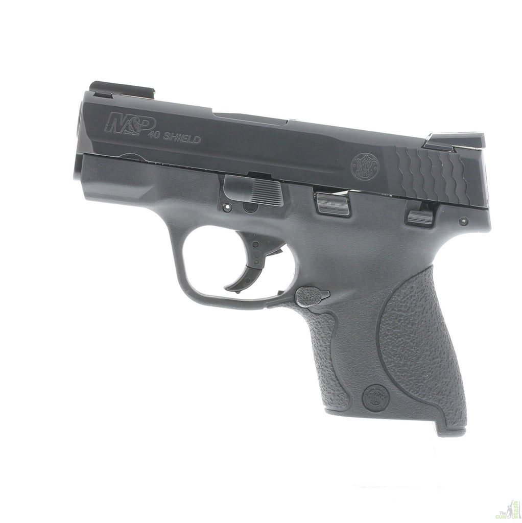 Smith & Wesson M&P Shield .40S&W Pistol w/ Tru-Glo Night Sights