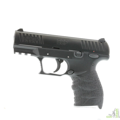 Walther CCP (Concealed Carry Pistol) Single Stack 9mm Pistol