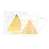 Gold Metallic Mug