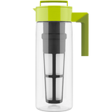 Two Quart Iced-Tea Maker with Infuser and Extender