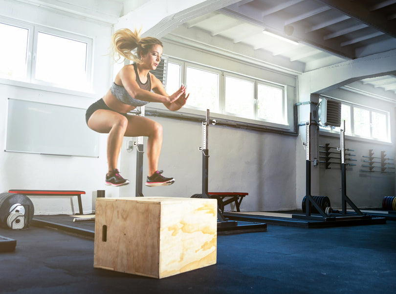 How to Master Box Jumps in Just 5 Steps