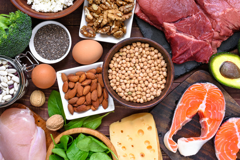 The Best Sources Of Protein From Food