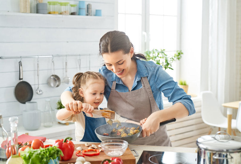 Family Meal Prep Tips For Busy Mums
