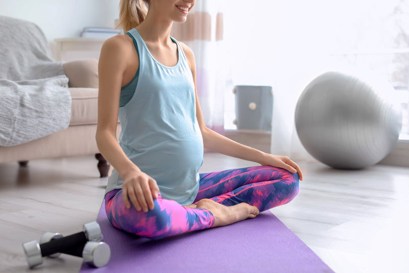 Full Body Second Trimester Workout