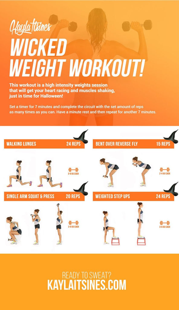 Women's Weight Workout