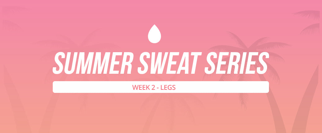 summer sweat series week 2
