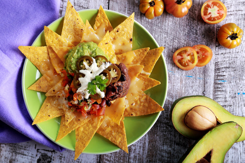 Healthy Nacho Recipe