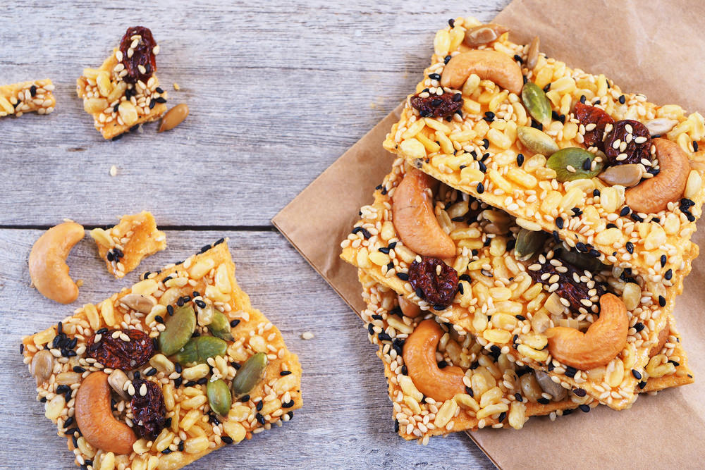 Healthy Snack Bars