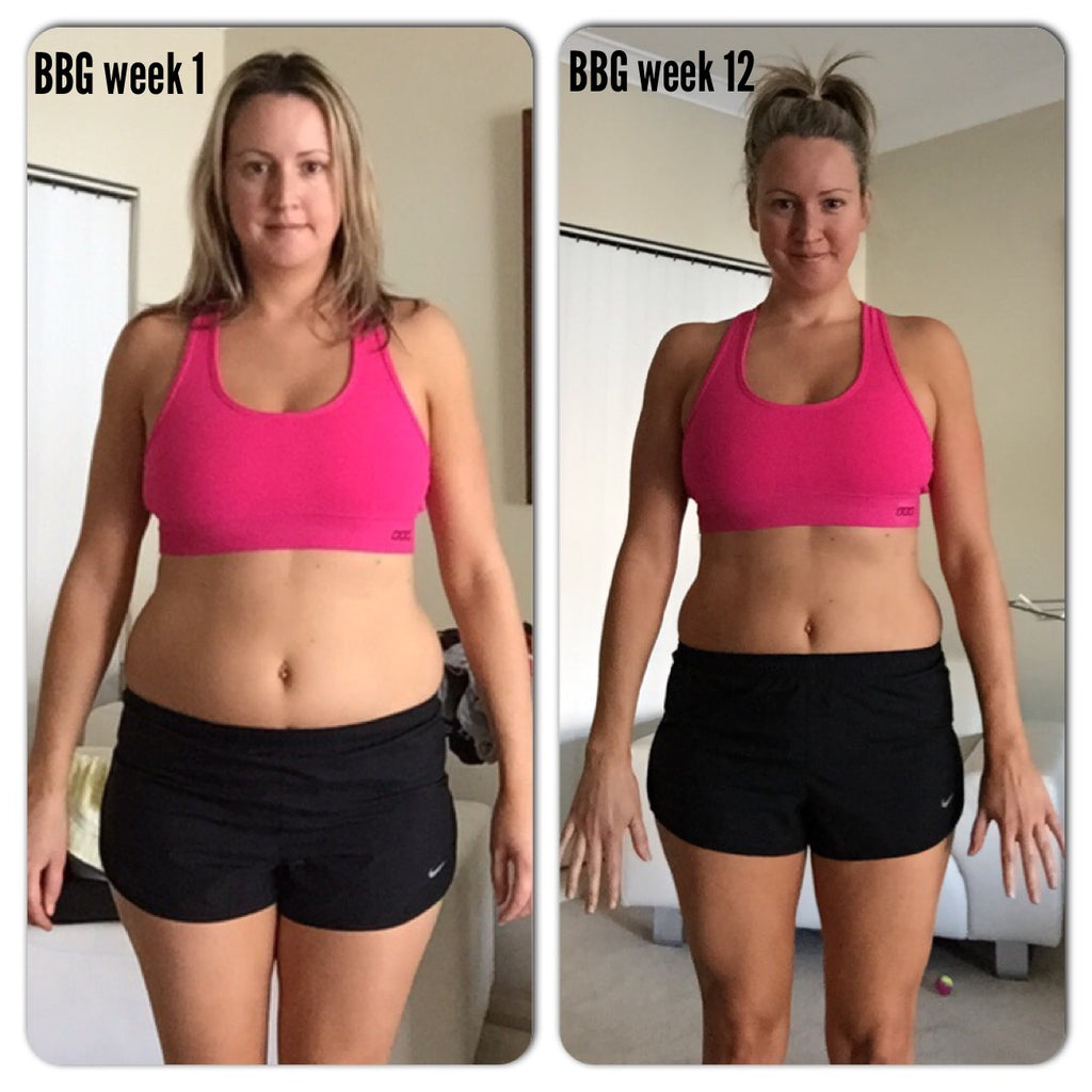Bikini Body Guide Results Confident Strong Amp Happy