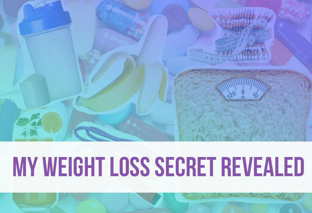 My Number One Weight-loss Secret