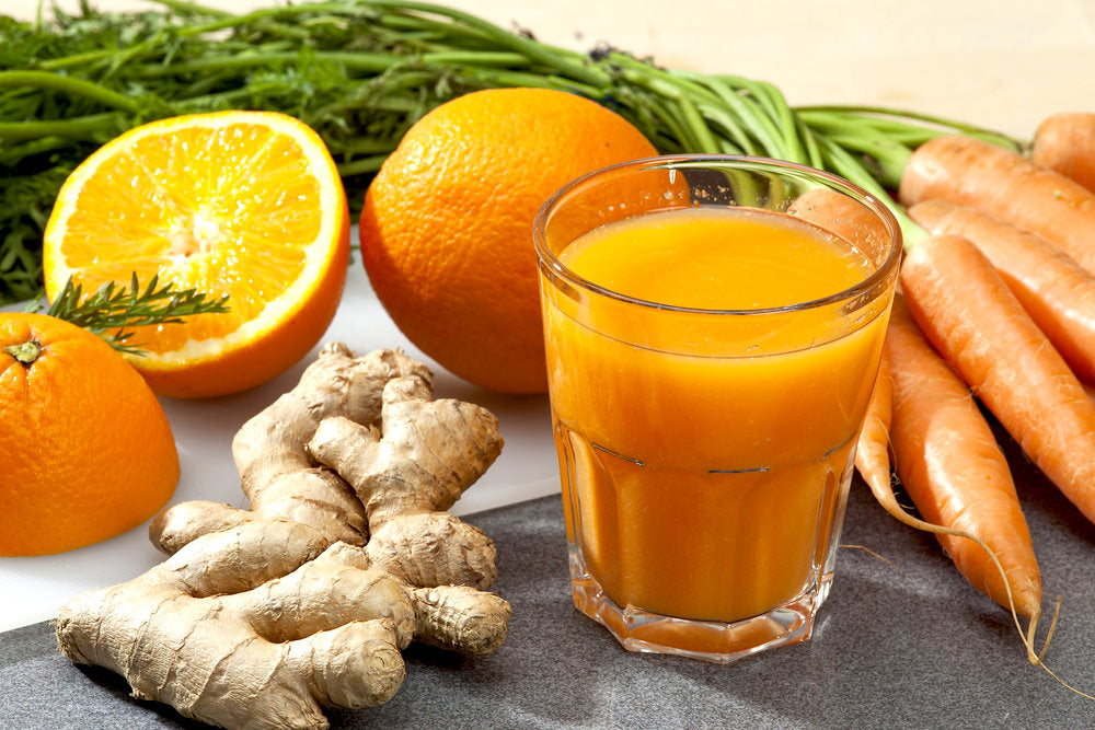 healthy juice recipes to boost immunity